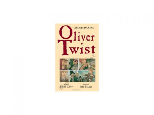 Charles Dickens Oliver Twist cena od 215 Kč