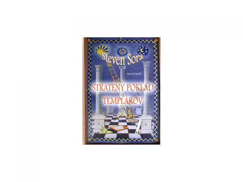 Steven Sora Stratený poklad templárov cena od 355 Kč