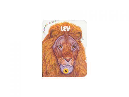 Consuelo Delgado: Moji kamarádi zvířátka - Lev cena od 59 Kč