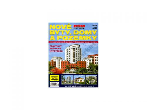 Nové byty, domy a pozemky cena od 49 Kč