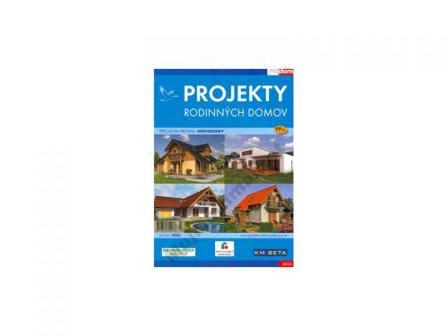Jaga group Projekty rodinných domov jar/leto 2005 cena od 75 Kč