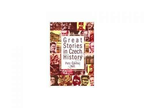 Petr Čornej: Great Stories in Czech History (anglicky) cena od 169 Kč