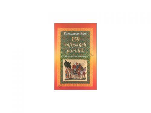 Džaláleddín Rúmí 159 súfijských povídek cena od 132 Kč