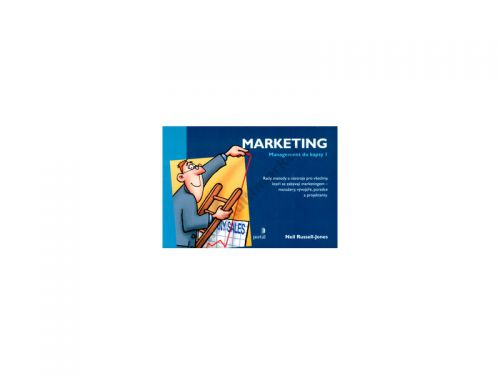 Neil Russell-Jones Marketing cena od 110 Kč