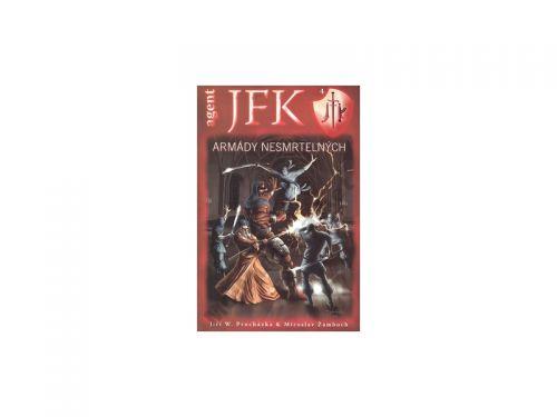 Žamboch, Procházka J.W.: Armády nesmrtelných cena od 64 Kč