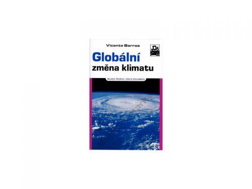 Vincente Barros Globální změna klimatu cena od 0 Kč