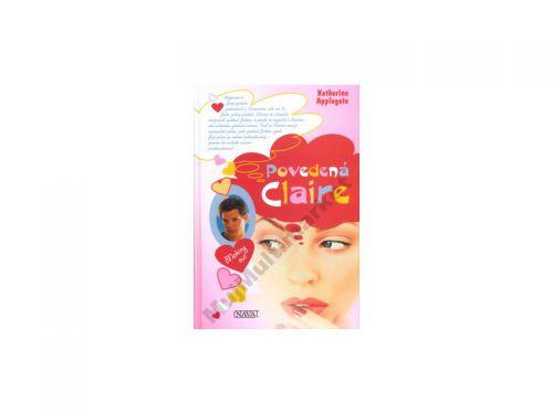 Katherine Applegate Povedená Claire cena od 149 Kč