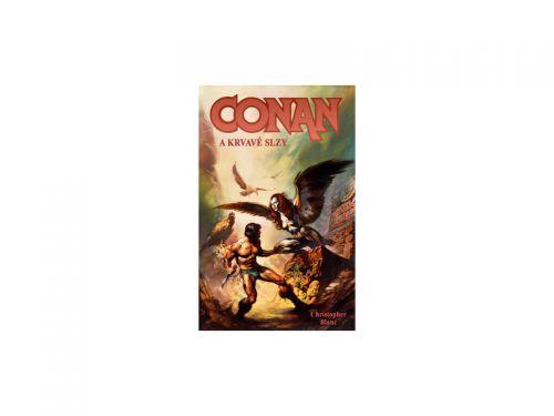 Christopher Blanc: Conan a krvavé slzy cena od 161 Kč