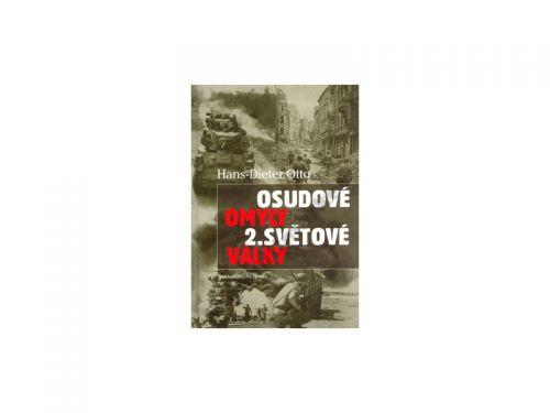 Hans-Dieter Otto Osudové omyly 2. světové války cena od 184 Kč