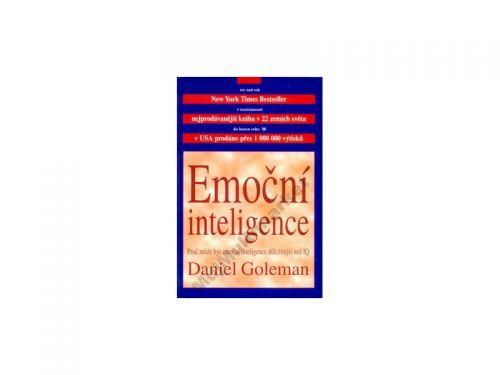 Daniel Goleman: Emoční inteligence cena od 189 Kč