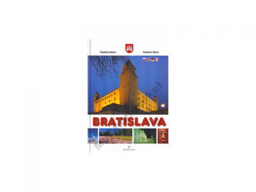Vladimír Barta Bratislava cena od 169 Kč