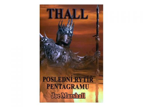 Joe Marshall Thall Poslední rytíř pentagramu cena od 174 Kč