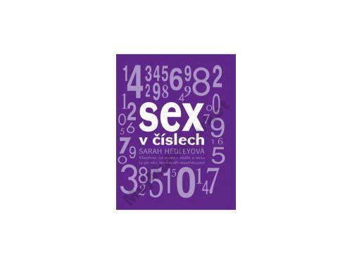 Sarah Hedleyová Sex v číslech cena od 193 Kč