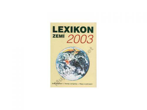 Fortuna Print Lexikon zemí 2003 cena od 515 Kč