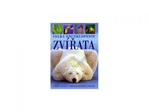 Kolektiv autorů Velká encyklopedie Zvířata cena od 687 Kč