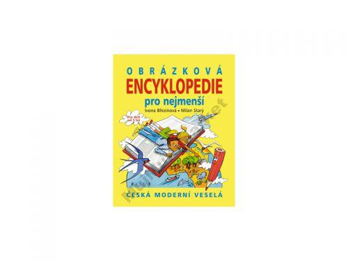 Ivona Březinová, Milan Starý: Obrázková encyklopedie pro nejmenší cena od 159 Kč