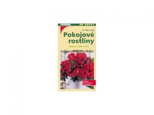 Peter Lange Pokojové rostliny cena od 107 Kč