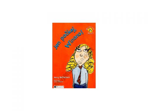 Jenny Oldfieldová Jen počkej, Winono! cena od 91 Kč