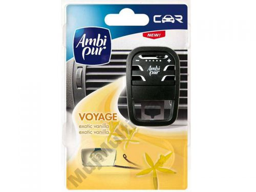 Osvěžovač do auta Ambi Pur Car - Voyage 7ml