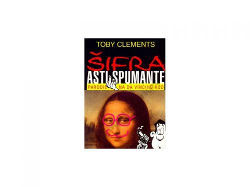 Toby Clements Šifra Asti Spumante cena od 99 Kč