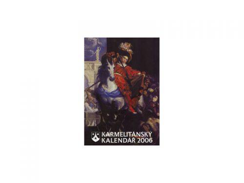 Markéta Hejná: Karmelitánský kalendář 2006 cena od 43 Kč