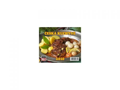 HELMA Česká kuchyně 2010 cena od 49 Kč