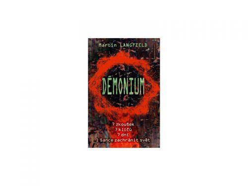 Martin Langfield: Démonium cena od 235 Kč