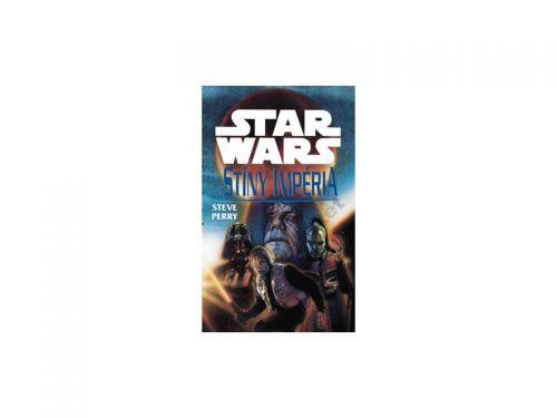 Steve Perry STAR WARS Stíny Impéria cena od 0 Kč