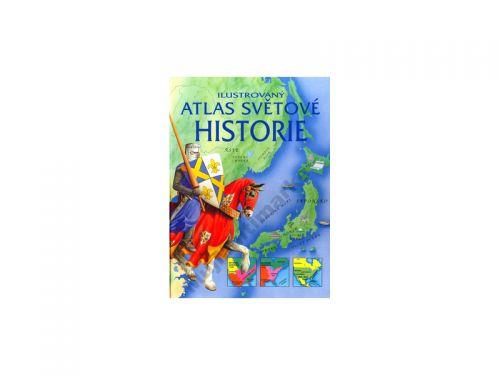 Lisa Milesová Ilustrovaný atlas světové historie cena od 204 Kč