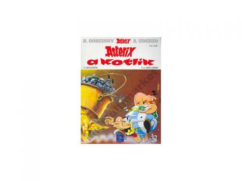 René Goscinny Asterix a kotlík cena od 99 Kč