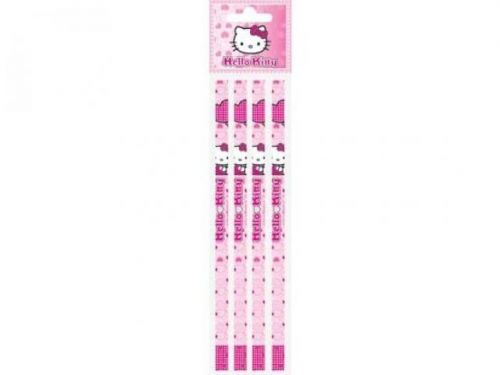 Alltoys CZ Sada tužek 4v1 Hello Kitty cena od 0 Kč