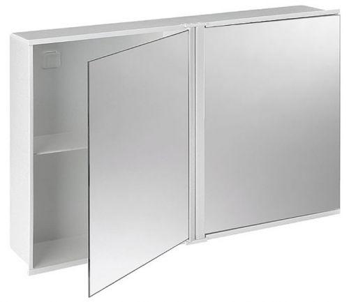 Amirro Koupelnová skříňka Middle bílá 34x55x10