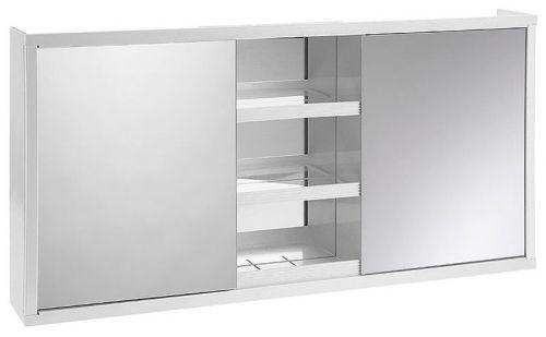 Amirro Koupelnová skříňka Large bílá 36x73x10