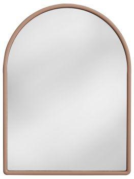 Amirro Zrcadlo v plastovém rámu Kačenka béžová 40x30