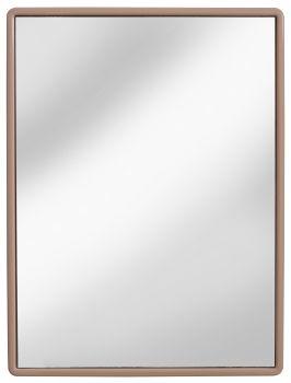 Amirro Zrcadlo v plastovém rámu Matěj bílá 40x30