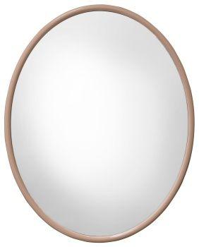 Amirro Zrcadlo v plastovém rámu Bertík béžová 50x40