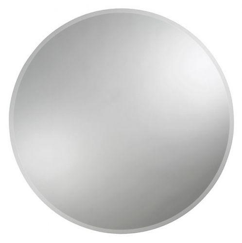 Amirro Zrcadlo s fazetou Opál kulaté 45 cm