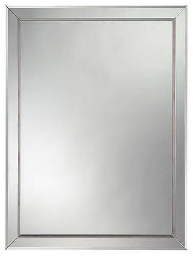 Amirro Zrcadlo s fazetovanými lištami Salto 80x60