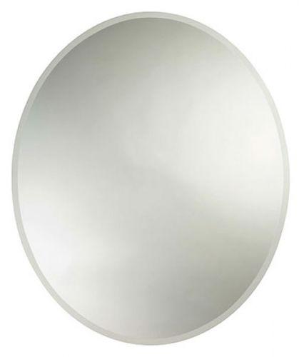 Amirro Zrcadlo s fazetou Jaspis ovál 60x50