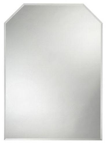 Amirro Zrcadlo s fazetou Granát šestihran 70x50