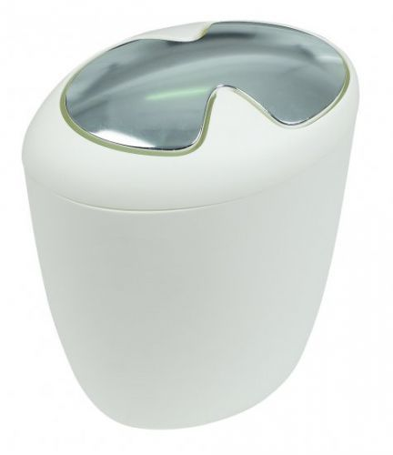 Spirella Odpadkový koš Etna white 1010541 bílá