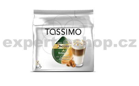 KRAFT Tassimo Jacobs Latte Macch Caramel cena od 119 Kč