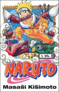 Masashi Kishimoto: Naruto: Naruto Uzumaki cena od 159 Kč