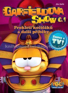 Jim Davis: Garfieldova show č. 1 - Prokletí kočičáků a další prokletí cena od 126 Kč