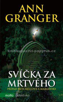 Ann Granger: Svíčka za mrtvého cena od 184 Kč
