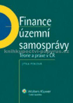 Jitka Peková: Finance územní samosprávy cena od 489 Kč