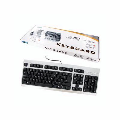 4World Počítačová klávesnice na PS2