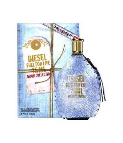 Diesel Fuel for Life Denim Collection Femme 75ml