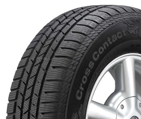 Continental CrossContactWinter M0 235/60 R17 102 H ML MO cena od 3 503 Kč