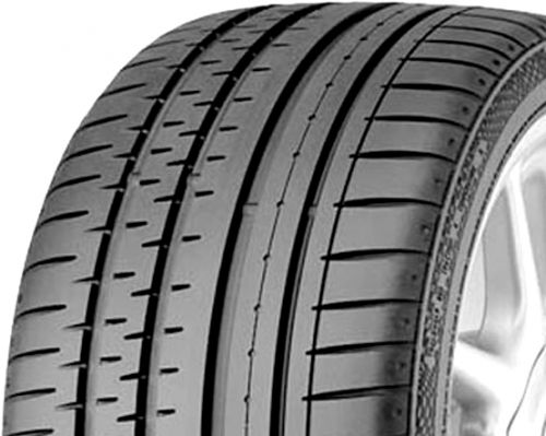 Continental SportContact 2 235/55 R17 99 W FR, ML MO